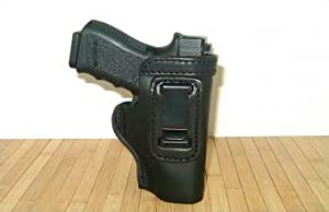 Amazon.com : Springfield XDS Pro Carry LT CCW IWB Leather Gun Holster
