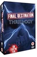 Final Destination 1 - 3 Box Set [DVD]