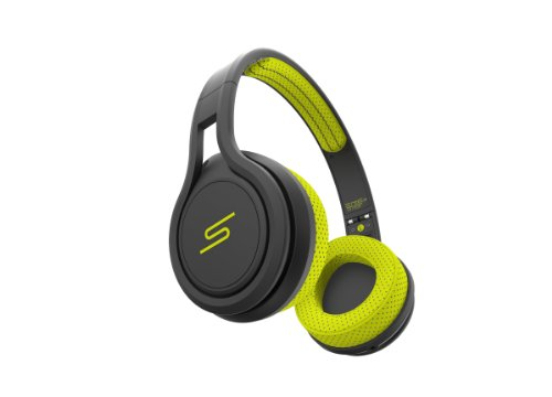 Sms Audio Sms-Onwd-Sprt-Ylw Street By 50 On-Ear Wired Sport Headphones - Yellow