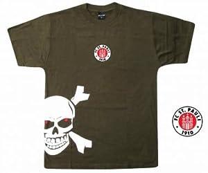 FC St Pauli Crest T-Shirt