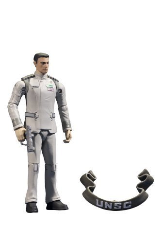 McFarlane Toys Halo Anniversary Series 2 - Captain Jacob Keyes Figure - 1