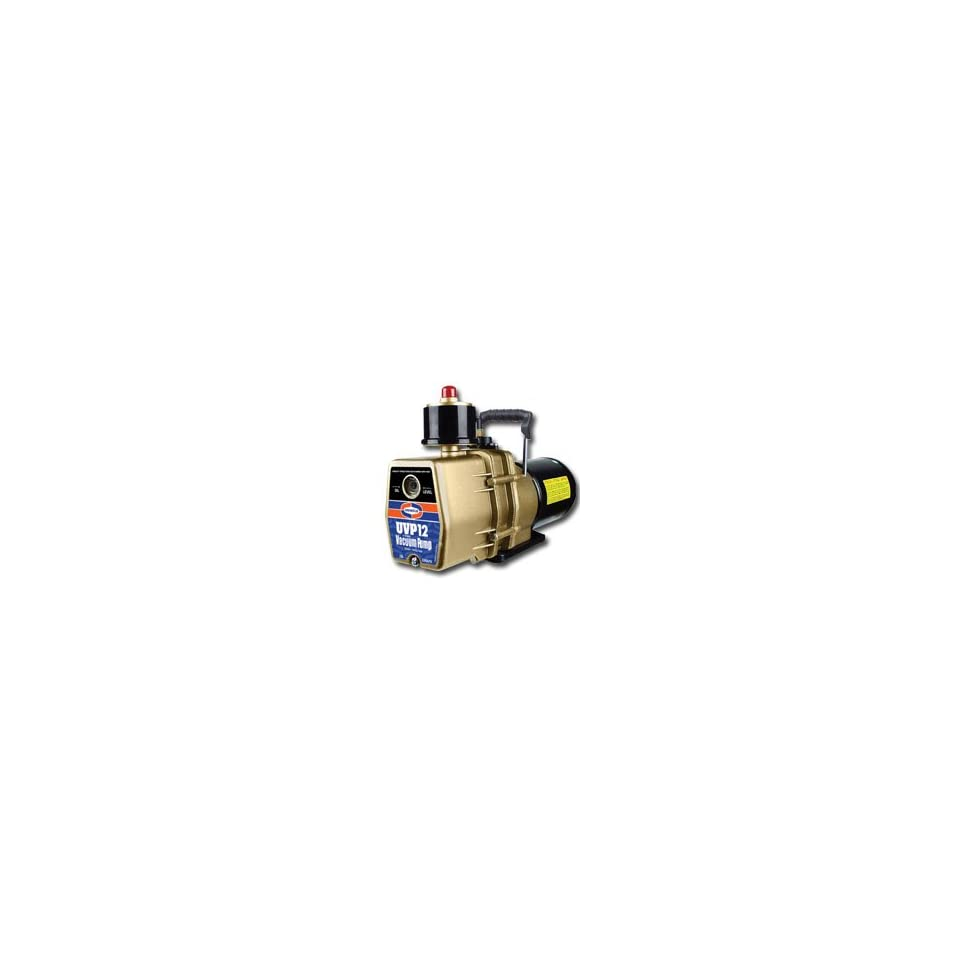 Uniweld Premium Gold Vacuum Pump 12 CFM (UNPUVP12) Category Air