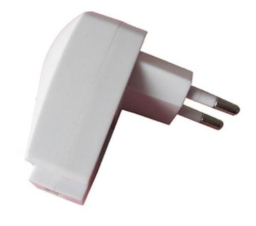 Chargeur USB Goobay 44007 1 x USB Courant de sortie (max.) 1000 mA pour prise murale