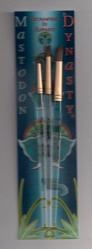 Mastodon by Dynasty - Set EB N - Deerfoot (3 brushes)