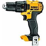 "Dewalt DCD780B 20V MAX Cordless Lithium-Ion 1/2"" Compact Drill Driver Kit (Tool Only)"
