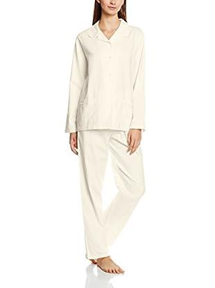Siebaneck Pijama Classic (Crema)