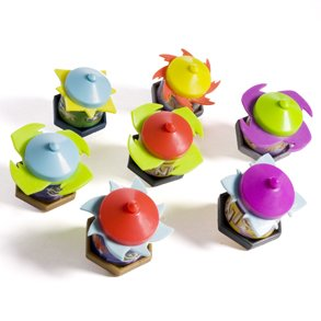 Spring Loaded Spinning Top - Buy Spring Loaded Spinning Top - Purchase Spring Loaded Spinning Top (Century Novelty, Toys & Games,Categories,Activities & Amusements,Spinning Tops)