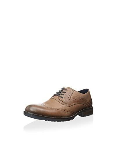 Steve Madden Men's Higgens Wing Tip Oxford