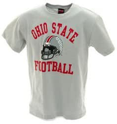 Ohio state buckeyes kids tshirt gray football for Ohio state t shirts for kids