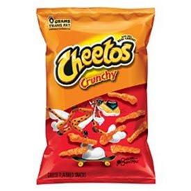 Crunchy Cheetos American Crisps