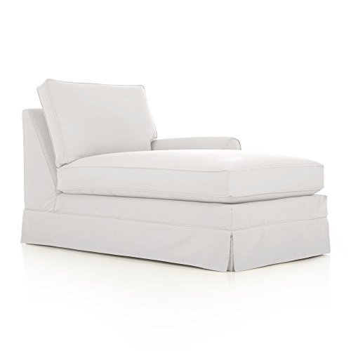 Crate And Barrel Slipcover Only For Harborside Sectional Right Arm Chaise