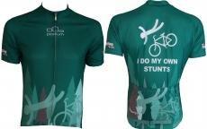 Buy Low Price I Do My Own Stunts Cycling Jersey (B005J6B2OI)