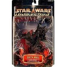319W Bv5zRL Cheap  Star Wars Unleashed   Darth Maul (2002)