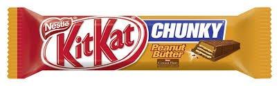 KITKAT Chunky Peanut Butter Chocolate Bars - 12 pak