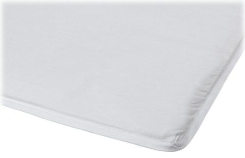 Arm's Reach Mini Co-sleeper 100% Cotton White Sheet