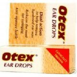 Otex Ear Wax Removal Drops 8ml