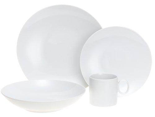 Rosenthal Loft 16-Piece Dinnerware Starter Set, Service for 4