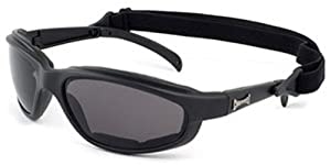 Powersports Motorcycle Ski & Snow Goggles (Smoke)