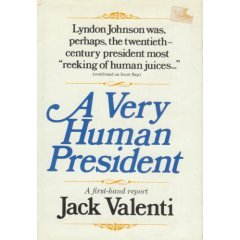 A Very Human President (Jack Valenti compare prices)