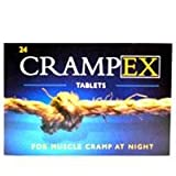 Crampex For Muscle Cramp At Night Tablets 24 tablets