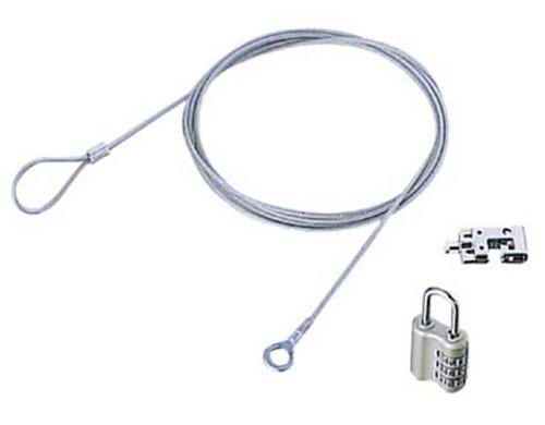 ELECOM ESL-10 ノートパソコン&マウスセキュリティロック