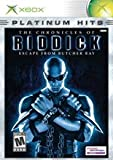 The Chronicles of Riddick: Escape From Butcher Bay - Xbox