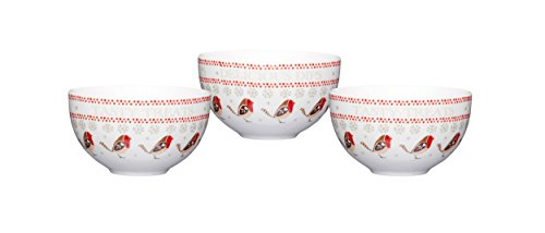 kitchen-craft-little-red-robin-de-noel-snack-et-bols-dip-10-cm-102-cm-lot-de-3