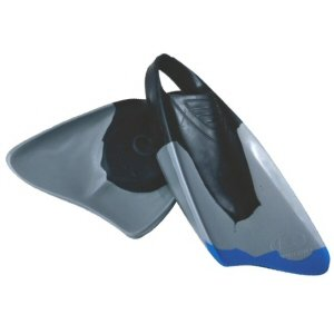 Churchill Slasher Bodyboard Fins Medium Large by Churchill