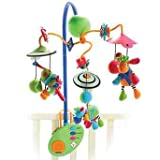 Tiny Love Symphony in Motion Farm Animal Mobile (Styles May Vary) ~ Tiny Love