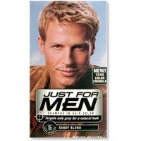 three-packs-of-just-for-men-natural-sandy-blonde-shampoo