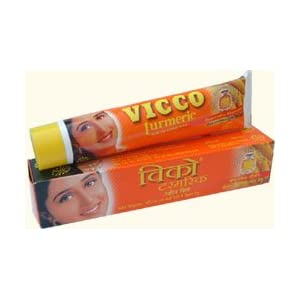 Vicco Turmeric Vanishing lotion (With Sandalwood Oil)