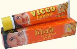 Vicco curcuma crème de jour (avec de l'huile de