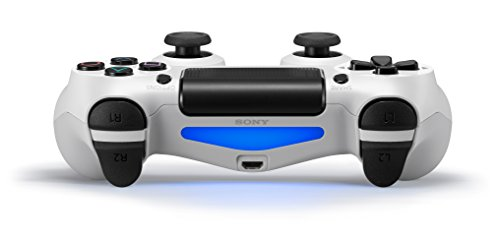 playstation 4 controller dualshock 4 wireless white per. Black Bedroom Furniture Sets. Home Design Ideas