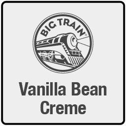 Big Train Vanilla Bean Blended Creme Frappe Mix - 3.5 Lb. Bag
