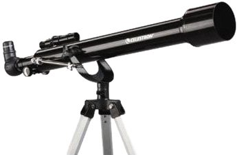 Purchase Celestron 21041 60mm PowerSeeker Telescope