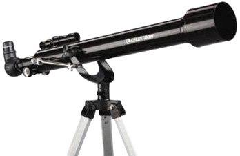 Purchase Celestron 21041 60mm PowerSeeker Telescope