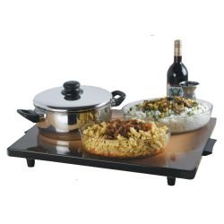 Shabbat Hot Plate - Extra Large by israheat - IS801HP-B