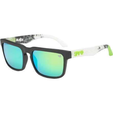 Spy Mens Helm Ken Block Signature Sunglasses