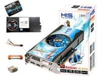 HIS H679F1GD Procesador gráfico Familia de procesadores de gráficos Radeon HD 6790 AMD 1GB - Tarjeta gráfica (Radeon HD 6790, 2560 x 1600 Pixeles, AMD, 1 GB, GDDR5-SDRAM, 256 Bit)