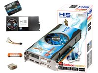 HIS H679F1GD ATI Radeon HD6790 1GB DDR5 2DVI/HDMI/DisplayPort PCI-Express Video Card