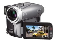 Sony DCR-DVD403E Handycam DVD Camcorder [3MP, 10x Optical Zoom, 2.7