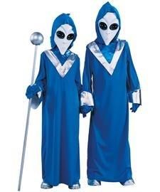 Complete Alien Costume - Medium