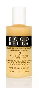 Ecco Bella Leave-on Invisible Exfoliant & Blemish Remedy from Ecco Bella