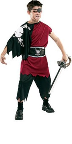 Rubies Halloween Concepts Children's Costumes Pirate Lord - Medium