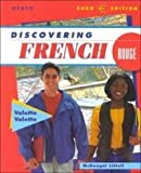Discovering French: Rouge Level 3 (French Edition) (0395866685) by Valette, Jean-Paul