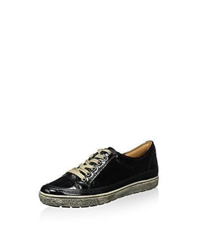 Caprice Sneaker Manou schwarz