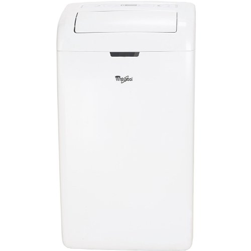 Whirlpool 12,000 BTU Portable Air Conditioner with Remote Control, ACP122GPW1