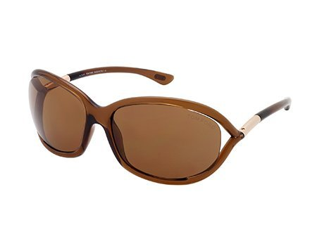 Tom Ford Tom Ford JENNIFER TF08 Sunglasses Color 48H Polarized