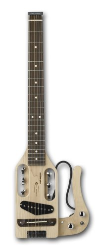 Traveler Guitar Pro-Series Acoustic-Electric Travel Guitar With Gig Bag