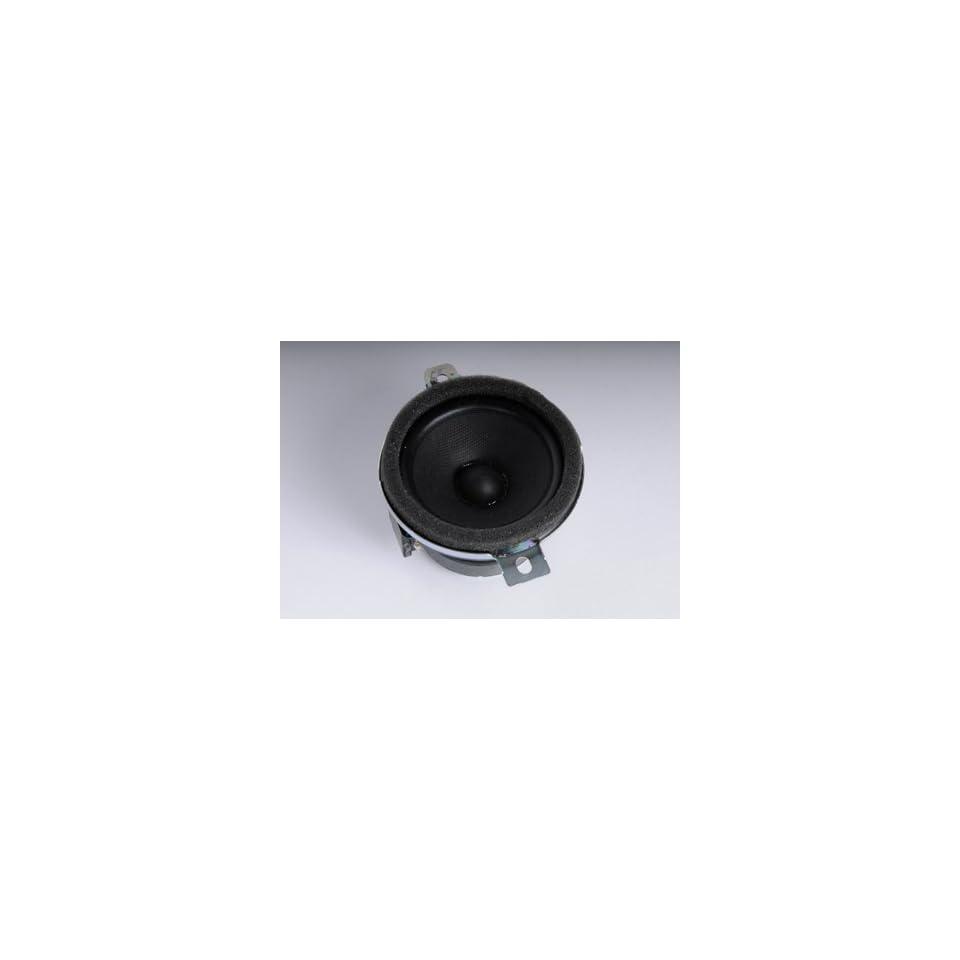 ACDelco 92199590 Rear Quarter Trim Panel Radio Speaker Assembly